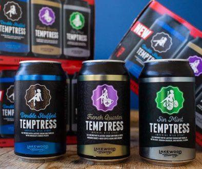 Lakewood Brewing Company 2021 Seduction Six-pack