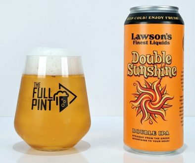 Lawsons Finest Liquids Double Sunshine IPA