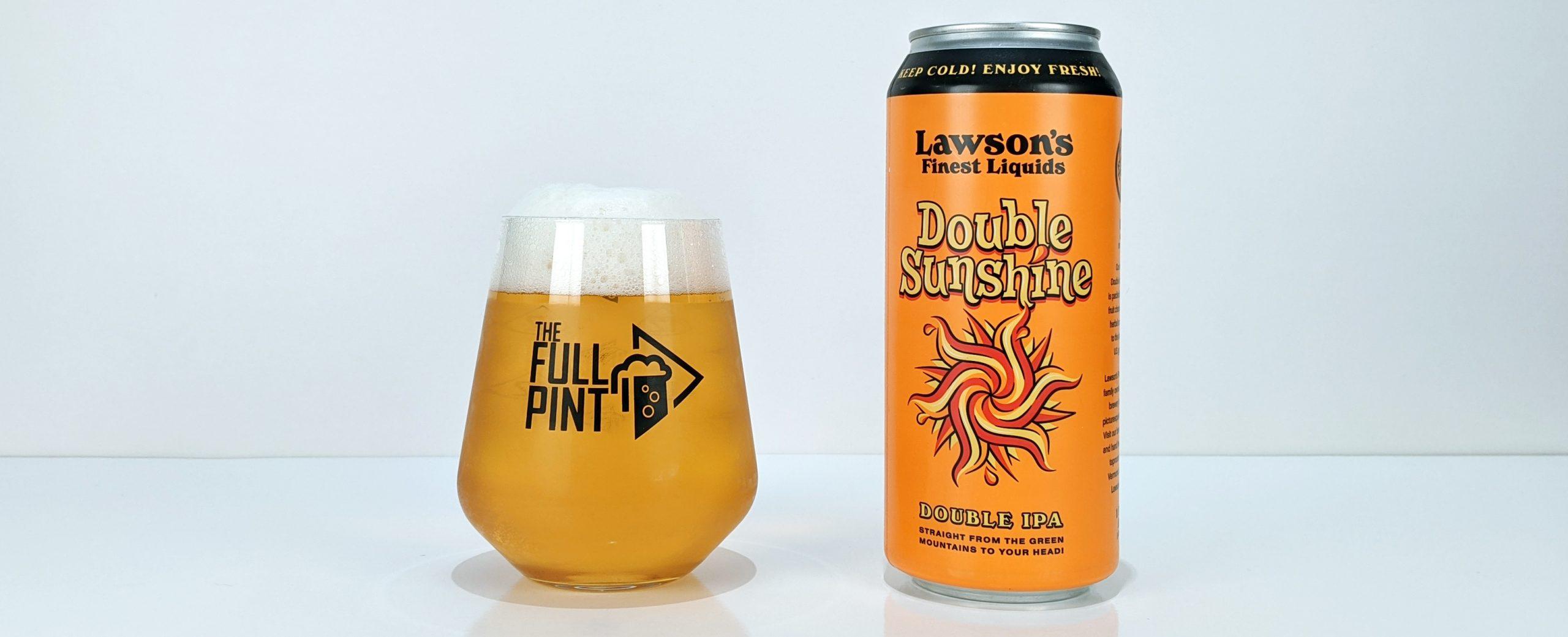 Lawsons Finest Liquids Double Sunshine IPA