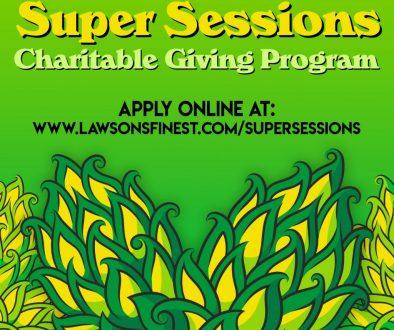 Lawson's Finest Super Sessions Mini Grants