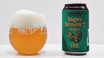 Lawsons Super Session #7 Idaho 7 IPA