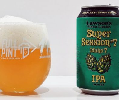 Lawsons Super Session #7 Idaho 7 IPA
