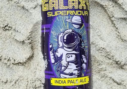 Left Coast Galaxy Supernova IPA
