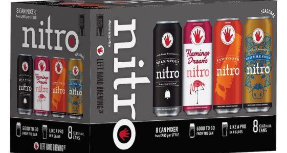 Left Hand Nitro 8 Pack