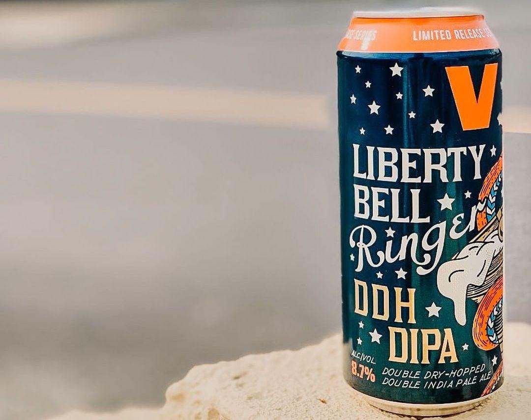 Liberty Bell Ringer DDH DIPA