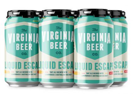 Virginia Beer Co. - Liquid Escape Tart Ale