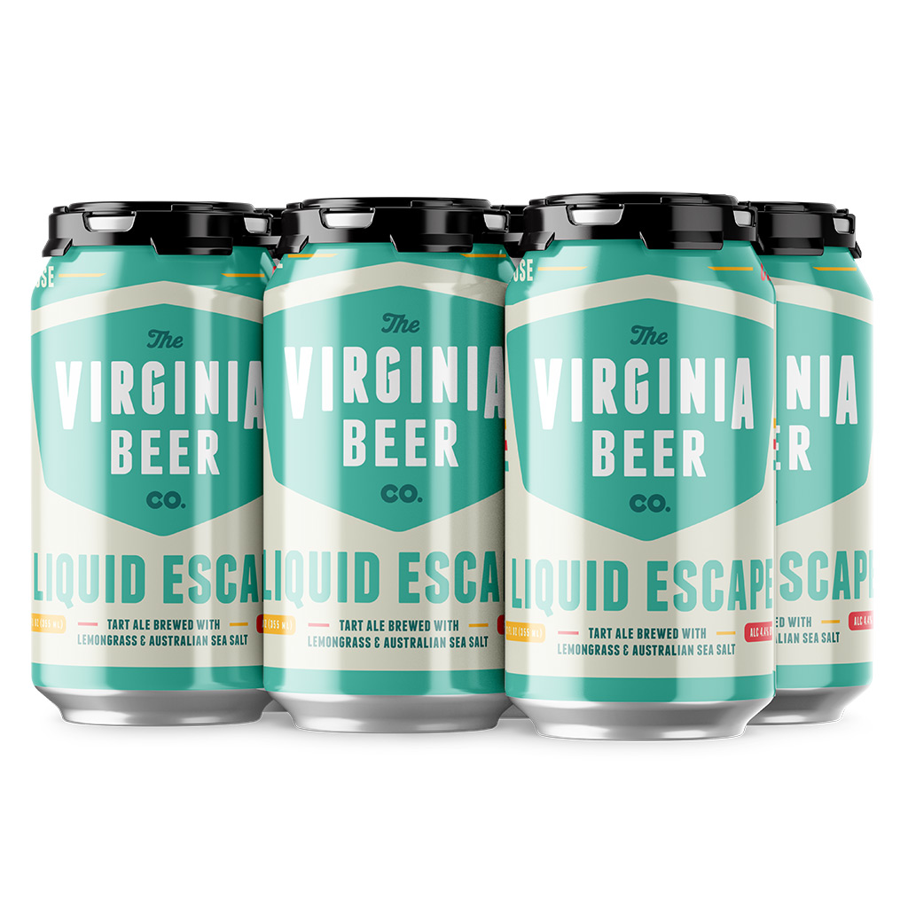 Virginia Beer Co. - Liquid Escape Tart Ale