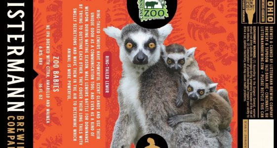 Listermann Brewing Zoo Babies