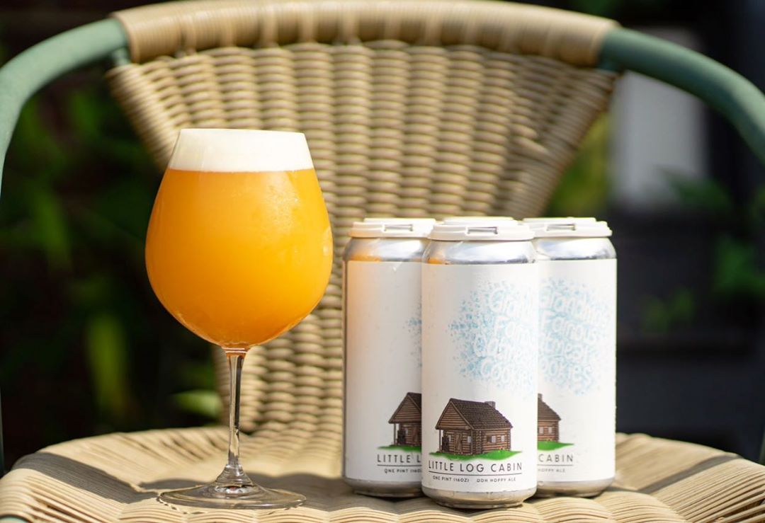 Little Log Cabin Can Release