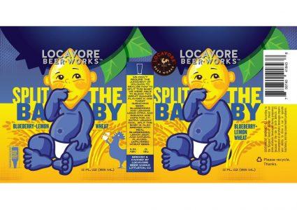 Locavore Beer Works Split the Baby