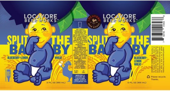 Locavore Beer Works Split the Baby