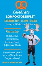 Lompoc Beer - LOMPOKTOBERFEST