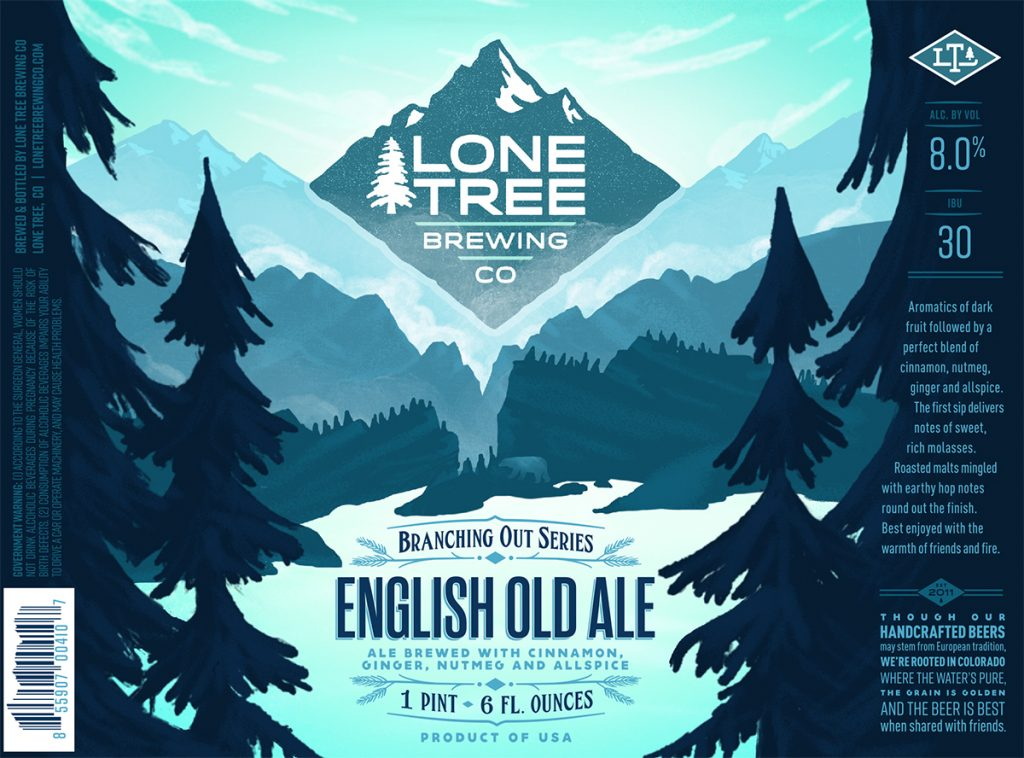 Lone Tree Brewing - English Old Ale