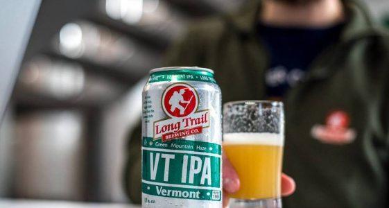 Long Trail VT IPA