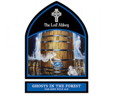 Los Abbey Ghosts in the Forest