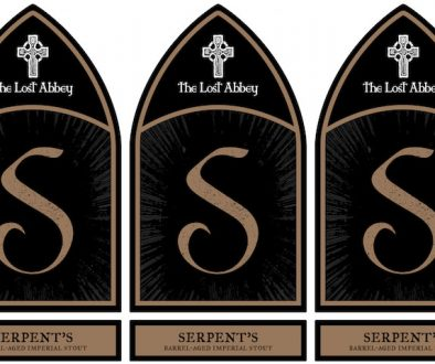 Lost Abbey BA Serpents Stout