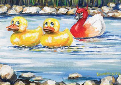 Lost Abbey Duck Duck 2019
