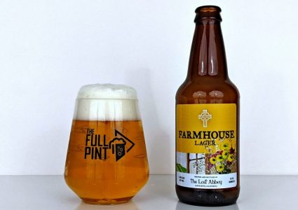 ost Abbey Farmhouse Lager