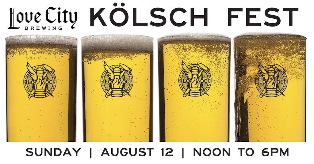 Love City Kolsch Fest