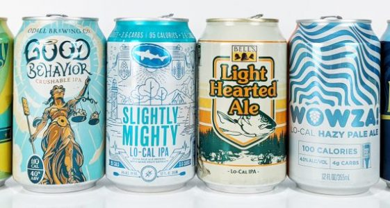 Low-Calorie IPA Blind Tasting