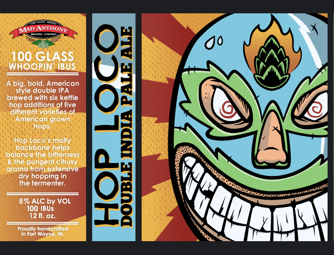 49089b30c06b Mad Anthony Brewing Releases Hop Loco as Summer Seasonal ...
