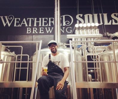 Marcus Baskerville Weathered Souls The Full Pint Podcast