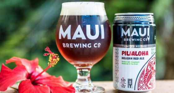 Maui Brewing Pilialoha Belgian Red Ale