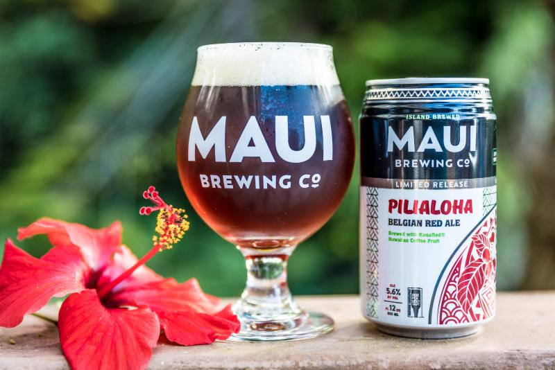 Maui Brewing Pilialoha Belgian Red Ale