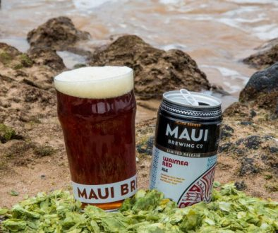 Maui Brewing Red