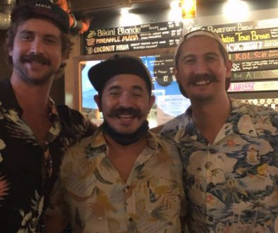 Maui Brewstache Strong