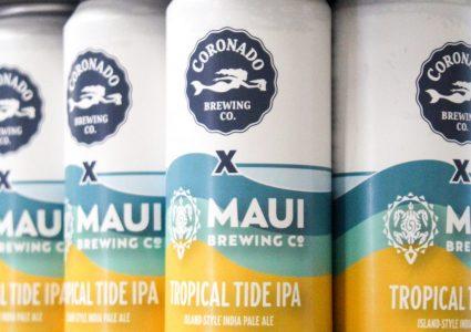Maui Coronado Tropical Style IPA