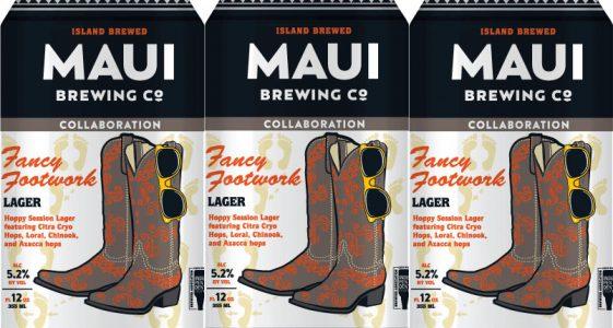 Maui Fancy Footwork