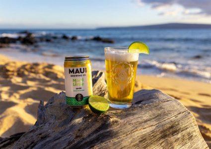 Maui Lime Lager