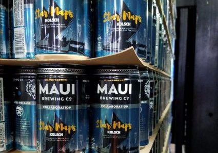 Maui Smog Star Maps