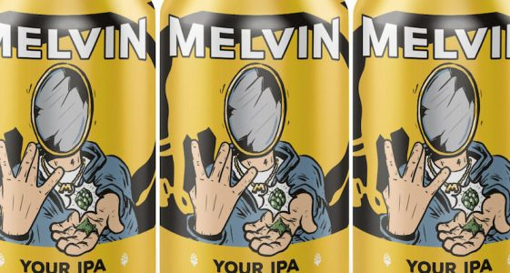 Melvin Your IPA Cans