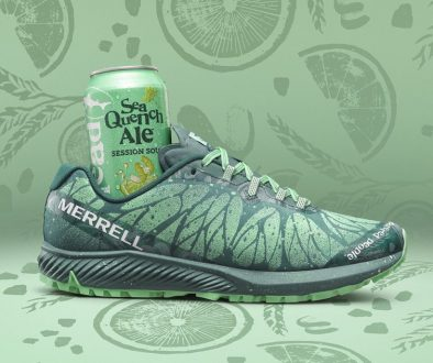 Merrell Agility Synthesis X Dogfish trail runner