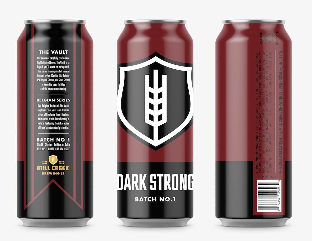 Mill Creek Dark Strong No. 1