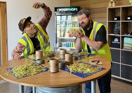 Moksa Brewing The Full Pint Podcast