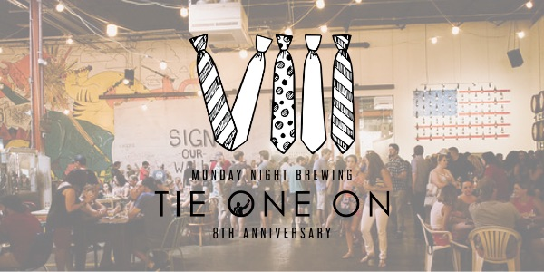 Monday Night 8th Anniversary