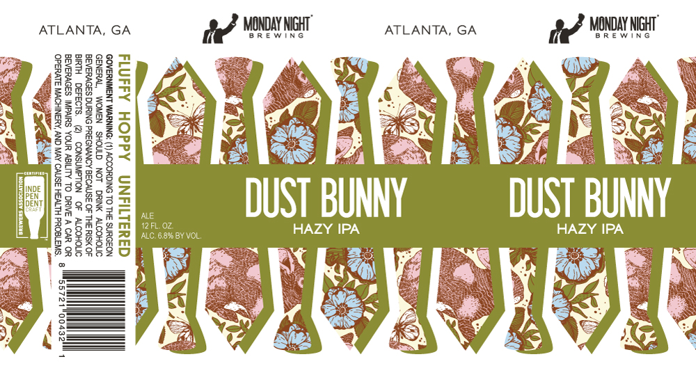 Monday Night Brewing Dust Bunny