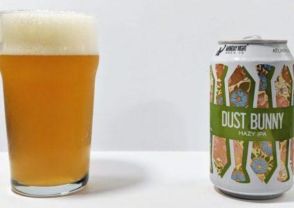 Monday Night Dust Bunny