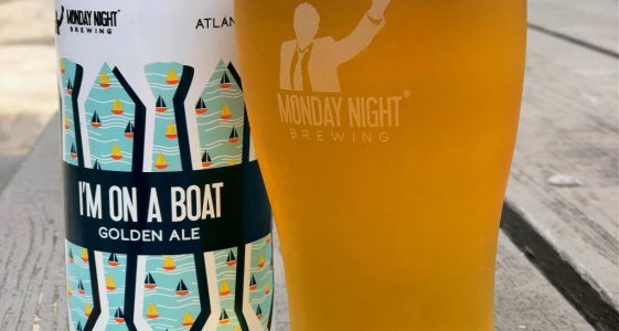 Monday Night Im On A Boat