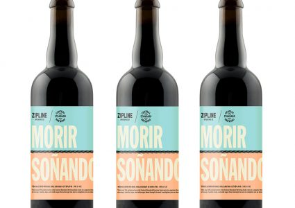 Zipline Brewing / Central Standard - Morir Soñando 750ML