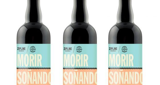 Zipline Brewing / Central Standard - Morir Soñando 750ML