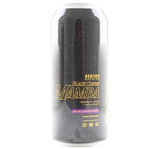 Mumford Black Mamba Can