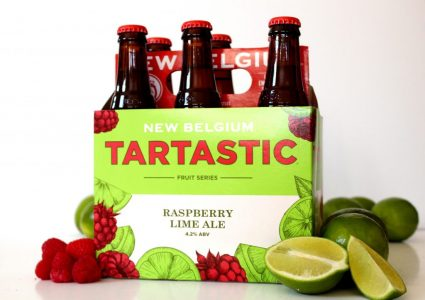 New Belgium Brewing - Tartastic Raspberry Lime Ale
