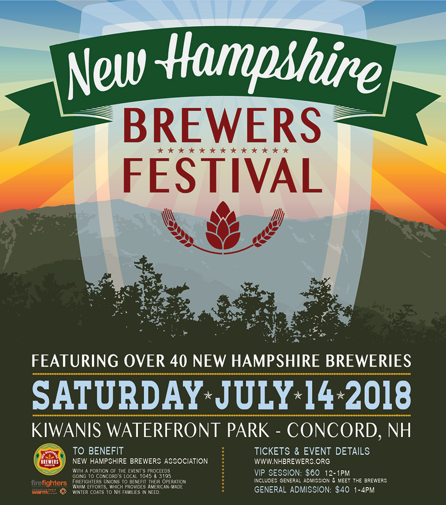 NH Brewers Fest Ad (2018)