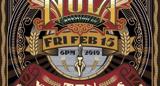 NOLA Brewing Anniversary
