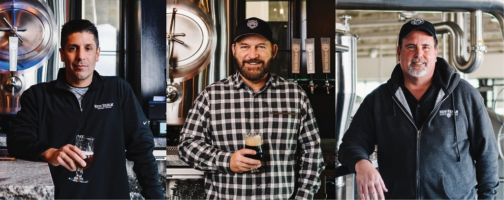 New Realm Brewing Co. Founders