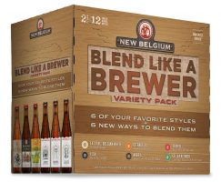 New Belgium Blend Like a Brewer Pack